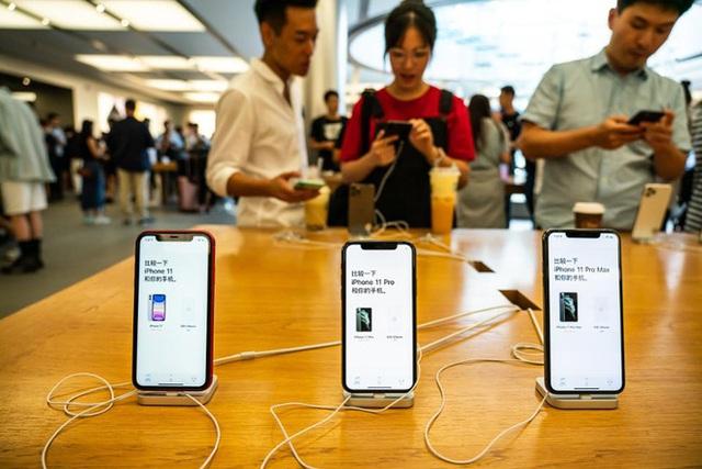Apple lên đỉnh nhờ iPhone không còn bị tẩy chay tại Trung Quốc - Ảnh 1.