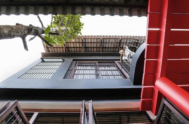 Ngôi nhà thiết kế theo phong cách Nhật nổi bật trên báo ngoại - Ảnh 6.