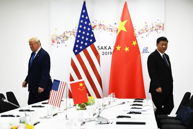 20 năm bằng mặt mà không bằng lòng giữa Mỹ và Trung Quốc: Một thoả thuận thương mại hoàn chỉnh cũng không thể cứu vãn mối quan hệ này! - Ảnh 1.