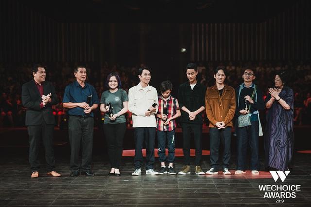 Công bố 5 Đại sứ truyền cảm hứng WeChoice Awards 2019 do Hội đồng thẩm định bình chọn, họ là ai? - Ảnh 2.