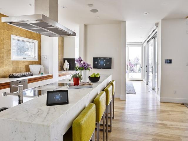Thiết kế nội thất thông minh cho nhà vô cùng độc đáo và tiện lợi - Ảnh 1.