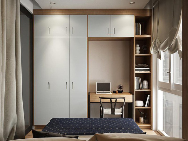 Thiết kế nội thất thông minh cho nhà vô cùng độc đáo và tiện lợi - Ảnh 7.