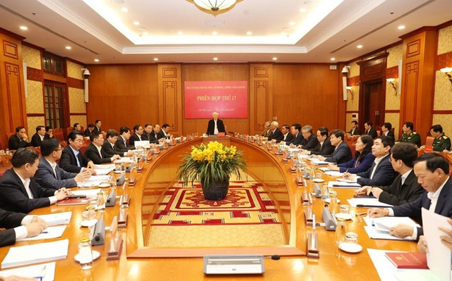 Tổng Bí thư, Chủ tịch nước chủ trì phiên họp về phòng chống tham nhũng - Ảnh 6.