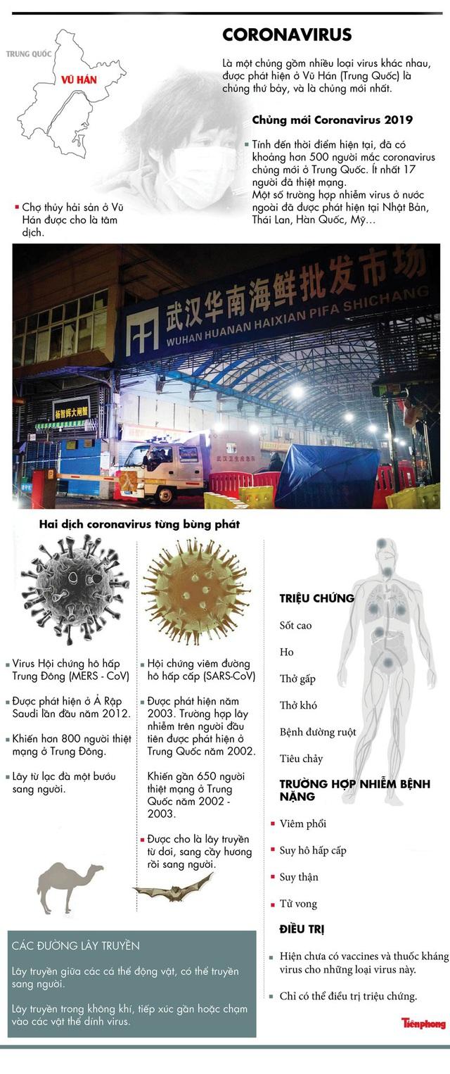 Thế giới nín thở trước sự lây lan đáng sợ của chủng coronavirus mới - Ảnh 1.