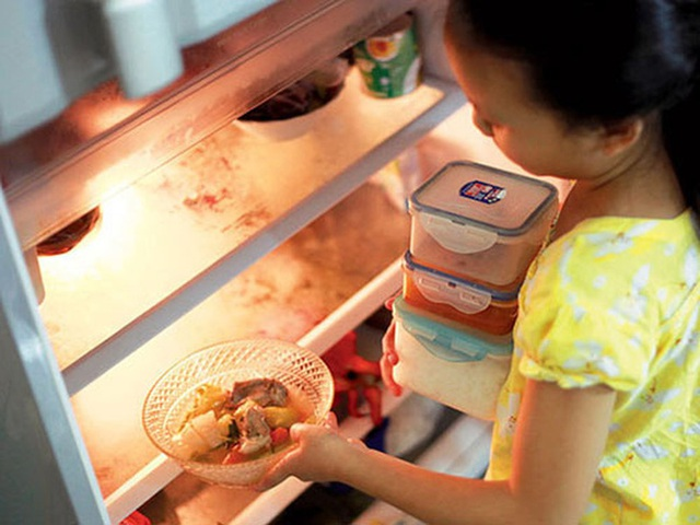 Lưu trữ thực phẩm ngày Tết: Hãy cẩn trọng tránh mắc phải những sai lầm sau! - Ảnh 2.