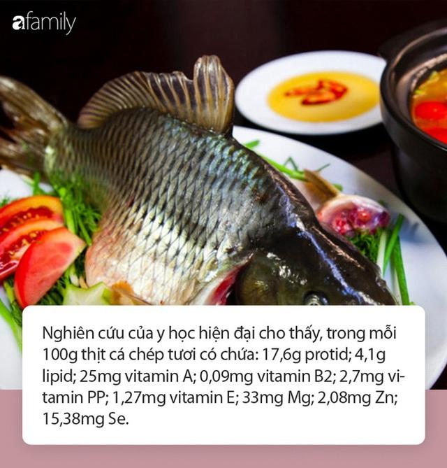 Loại cá cực tốt để bồi bổ, dưỡng nhan cho phụ nữ thường được dùng nhiều vào dịp Tết còn là thuốc quý trong Đông y - Ảnh 2.