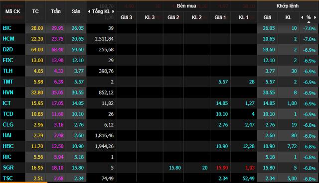 VnIndex giảm sâu 30 điểm ngày đầu xuân Canh Tý, vốn hoá thị trường chứng khoán bốc hơi gần 5 tỷ USD - Ảnh 1.