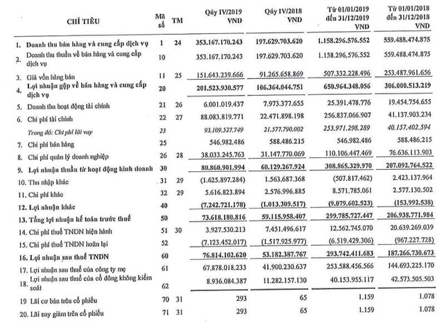 Điện Gia Lai (GEG): Năm 2019 lãi 254 tỷ đồng, vượt 108% kế hoạch - Ảnh 1.