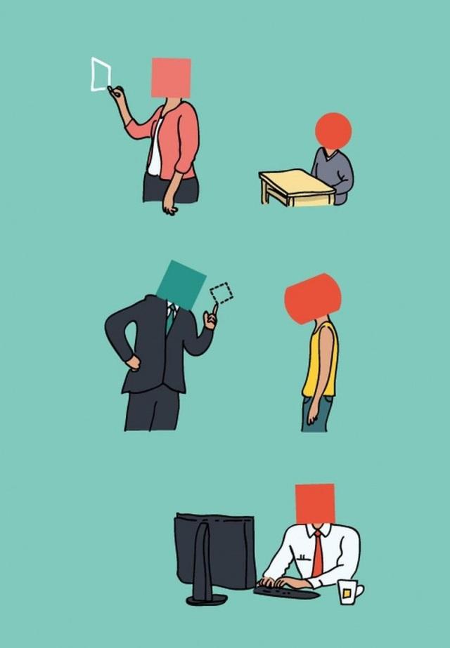 Dở khóc dở cười với hiện thực cuộc sống phũ phàng ẩn giấu trong tranh biếm họa của Eduardo Salles - Ảnh 5.
