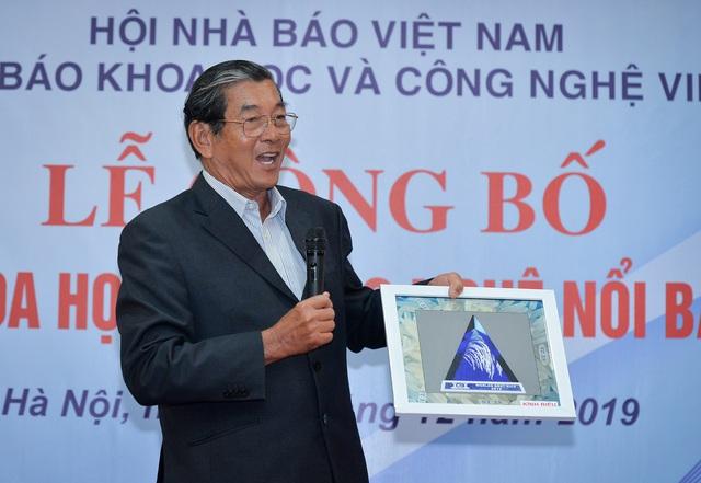 Kỹ sư Hồ Quang Cua - Cha đẻ của giống gạo ngon nhất thế giới: Ban đầu mình tính làm chơi thôi! - Ảnh 8.