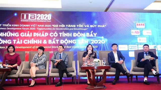 Chuyên gia, doanh nghiệp nhận định về thị trường bất động sản 2020 như thế nào? - Ảnh 1.
