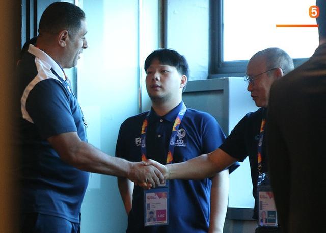 Họp báo VCK U23 châu Á 2020, Việt Nam vs UAE: Những sắc thái đặc biệt tạo nên thương hiệu của chiến lược gia Park Hang-seo  - Ảnh 1.