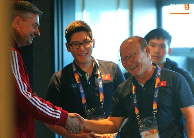 Họp báo VCK U23 châu Á 2020, Việt Nam vs UAE: Những sắc thái đặc biệt tạo nên thương hiệu của chiến lược gia Park Hang-seo  - Ảnh 2.