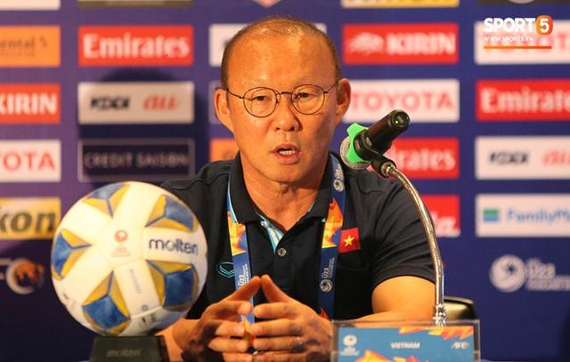 Họp báo VCK U23 châu Á 2020, Việt Nam vs UAE: Những sắc thái đặc biệt tạo nên thương hiệu của chiến lược gia Park Hang-seo  - Ảnh 11.