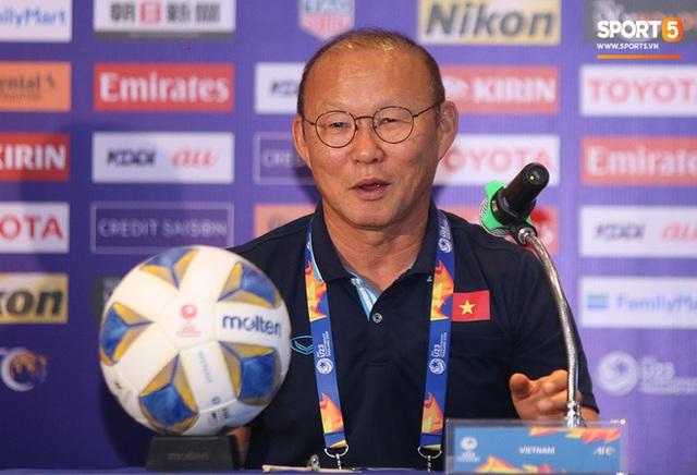 Họp báo VCK U23 châu Á 2020, Việt Nam vs UAE: Những sắc thái đặc biệt tạo nên thương hiệu của chiến lược gia Park Hang-seo  - Ảnh 14.