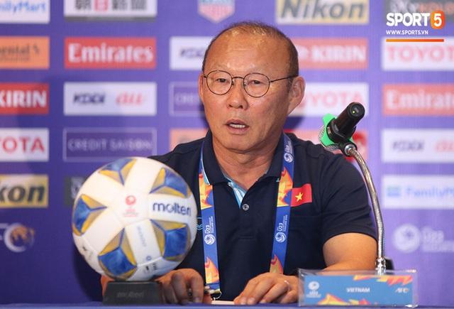 Họp báo VCK U23 châu Á 2020, Việt Nam vs UAE: Những sắc thái đặc biệt tạo nên thương hiệu của chiến lược gia Park Hang-seo  - Ảnh 15.