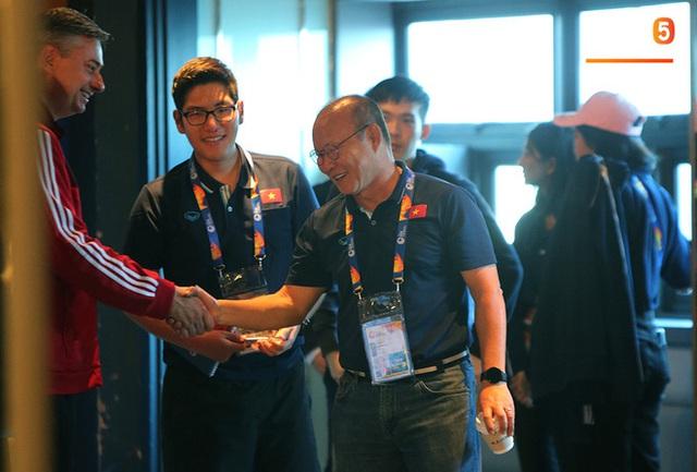 Họp báo VCK U23 châu Á 2020, Việt Nam vs UAE: Những sắc thái đặc biệt tạo nên thương hiệu của chiến lược gia Park Hang-seo  - Ảnh 3.