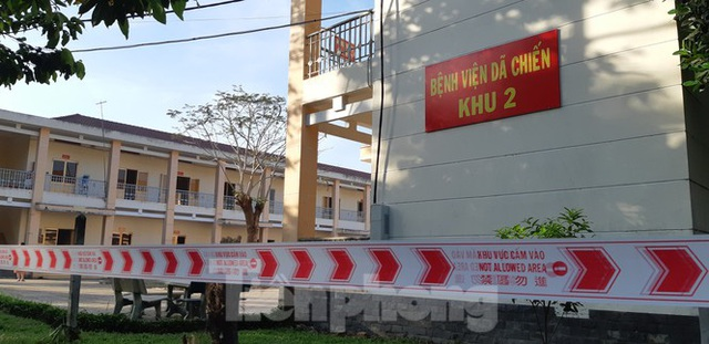 Cận cảnh Bệnh viện dã chiến TPHCM đi vào hoạt động - Ảnh 4.