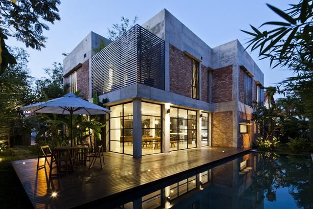 Bên trong biệt thự vạn người mê ở ngoại ô Sài Gòn - Ảnh 14.