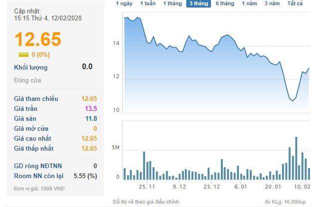 Bán bớt 2 triệu cổ phiếu, quỹ KIM không còn là nhóm cổ đông lớn của Đất Xanh (DXG) - Ảnh 2.