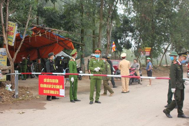 Винь Фук: карантин 20 дней в коммуне, где есть 5 человек заражения коронавирусом