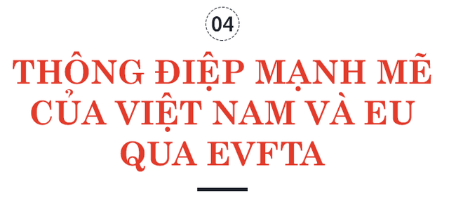 Trưởng phái đoàn EU tại Việt Nam: EVFTA là bệ phóng đưa Việt Nam tham gia sâu vào chuỗi cung ứng toàn cầu, có thể tăng lượng xuất khẩu vào EU thêm 15 tỷ EUR - Ảnh 9.