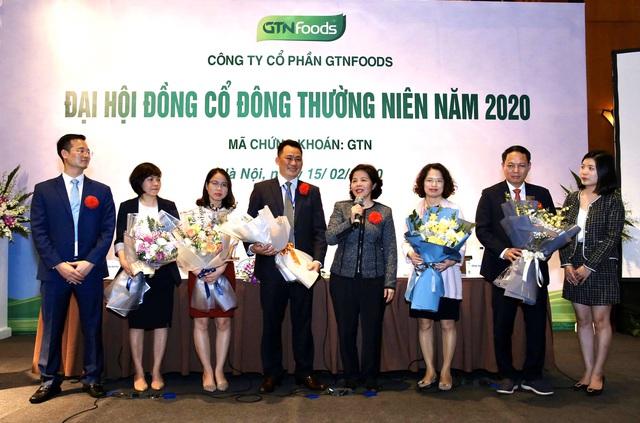 Bà Mai Kiều Liên được bầu làm Chủ tịch HĐQT GTNfoods - Ảnh 1.