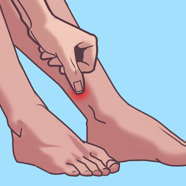 Chỉ mất 2 phút massage chân với kỹ thuật vô cùng đơn giản, cơ thể như được hồi sinh, chứng mất ngủ dần chấm dứt - Ảnh 7.