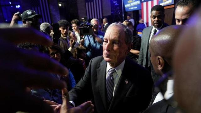 Tỷ phú Bloomberg sẽ bán công ty nếu đắc cử Tổng thống Mỹ - Ảnh 1.