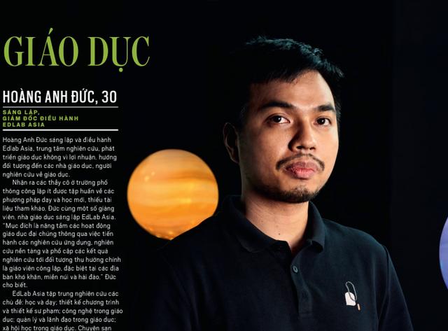 Quang Hải, Huỳnh Như, Châu Bùi lọt danh sách 30 gương mặt dưới 30 tuổi nổi bật nhất Việt Nam năm 2020 của Forbes - Ảnh 24.