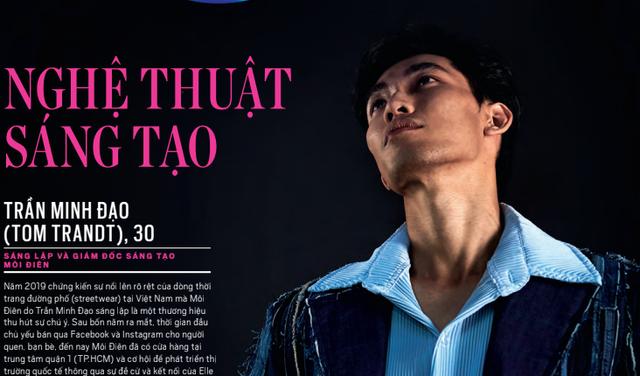 Quang Hải, Huỳnh Như, Châu Bùi lọt danh sách 30 gương mặt dưới 30 tuổi nổi bật nhất Việt Nam năm 2020 của Forbes - Ảnh 14.