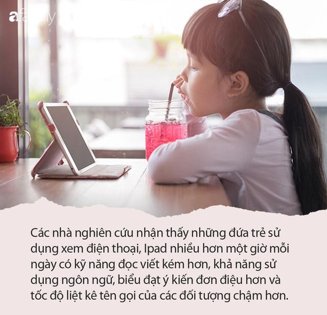 Nhìn bức ảnh chụp não bộ của hai đứa trẻ: thường xuyên đọc sách và thường xuyên xem điện thoại, cha mẹ sẽ biết mình nên làm gì với con - Ảnh 4.