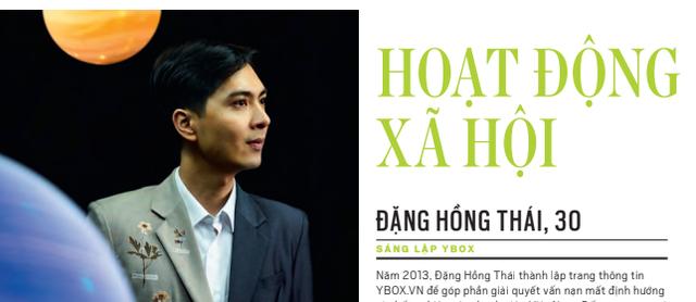 Quang Hải, Huỳnh Như, Châu Bùi lọt danh sách 30 gương mặt dưới 30 tuổi nổi bật nhất Việt Nam năm 2020 của Forbes - Ảnh 8.