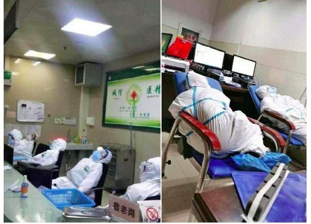 Bác sĩ 28 tuổi đột tử sau 10 ngày đối phó virus corona - Ảnh 4.