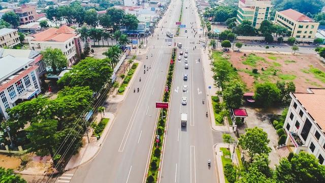 Nhiều dự án bất động sản quy mô lớn xuất hiện ở Bình Phước - Ảnh 1.