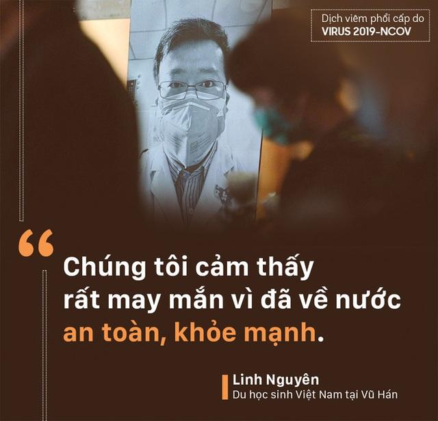 Du học sinh Việt Nam ở Vũ Hán kể chuyện phòng dịch từ sớm nhờ cảnh báo của bác sĩ Lý Văn Lượng - Ảnh 1.