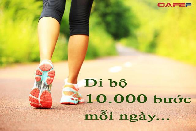 Khoa học tiết lộ: 10.000 bước đi bộ mỗi ngày không phải là tiêu chuẩn vàng, để khỏe mạnh bạn cần hiểu rõ 1 điều đơn giản - Ảnh 1.