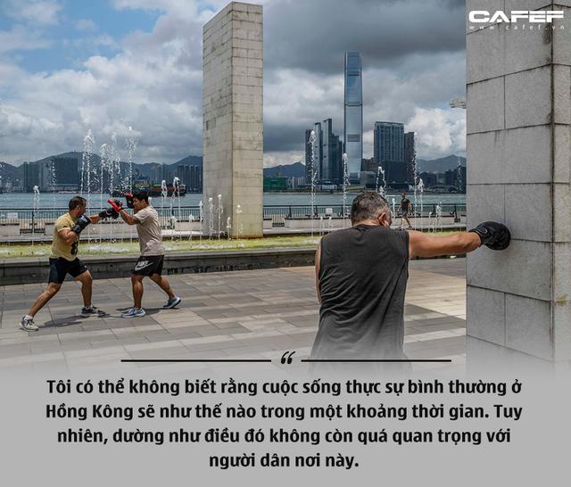 Đi tìm trạng thái bình thường mới trong thời kỳ bất thường ở Hồng Kông - Ảnh 4.