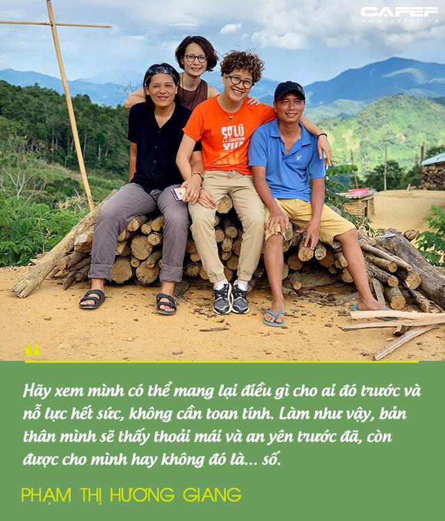 Gây quỹ hơn 50 tỷ đồng, xây gần 800 nhà chống lũ và bắt đầu những dự án xanh, Jang Kều chia sẻ: Tiền chưa bao giờ là điều khó khăn nhất - Ảnh 8.