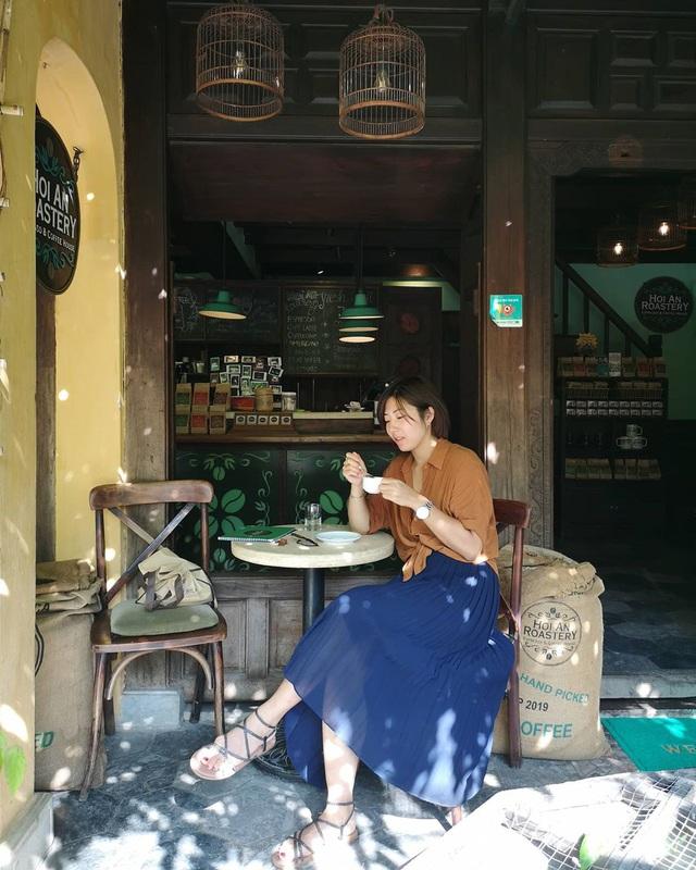 Du lịch Hội An: Không nên bỏ lỡ 5 quán cà phê đậm chất phố cổ, từ dân dã, hoài cổ đến tinh tế, hiện đại  - Ảnh 10.