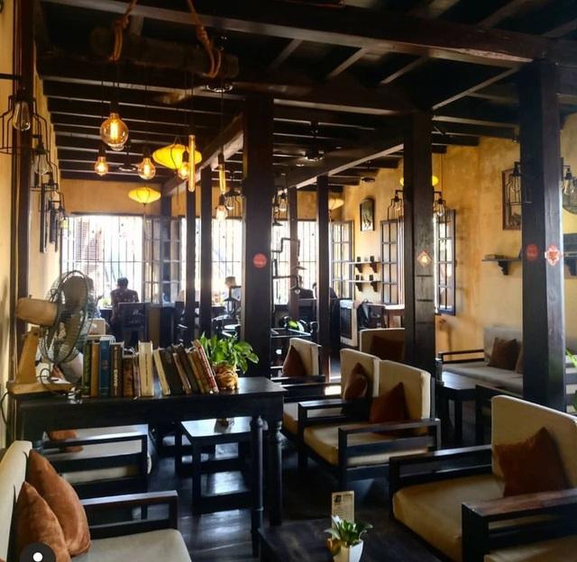 Du lịch Hội An: Không nên bỏ lỡ 5 quán cà phê đậm chất phố cổ, từ dân dã, hoài cổ đến tinh tế, hiện đại  - Ảnh 5.