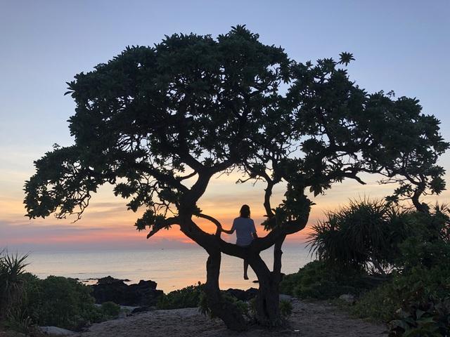 Cẩm nang khám phá Lý Sơn 5 ngày 4 đêm: Đảo tiên giữa biển khơi, đẹp mê hoặc lòng người - Ảnh 8.