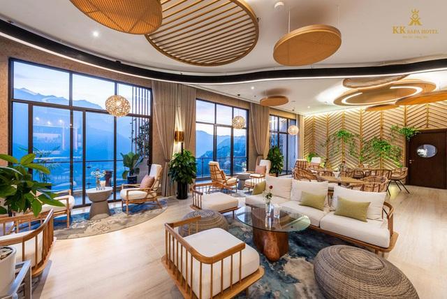 4 khách sạn 5 sao ở Sapa có view đẹp nghẹt thở: Tận hưởng dịch vụ đẳng cấp thế giới giữa không gian núi rừng Tây Bắc - Ảnh 10.