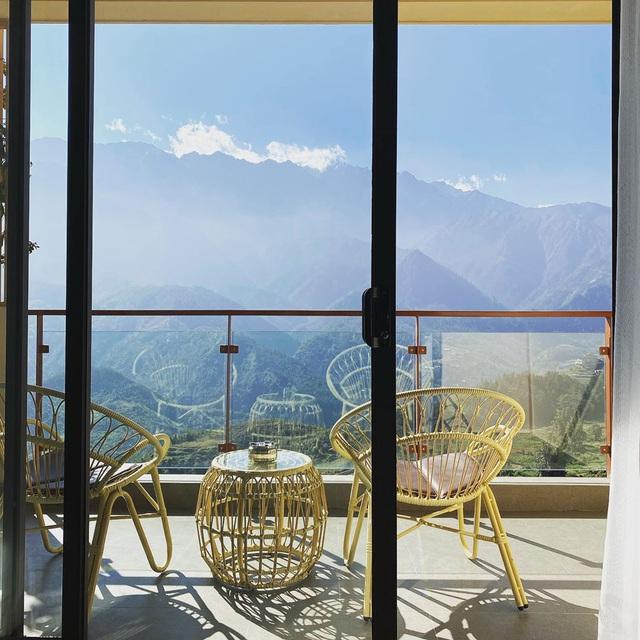 4 khách sạn 5 sao ở Sapa có view đẹp nghẹt thở: Tận hưởng dịch vụ đẳng cấp thế giới giữa không gian núi rừng Tây Bắc - Ảnh 13.