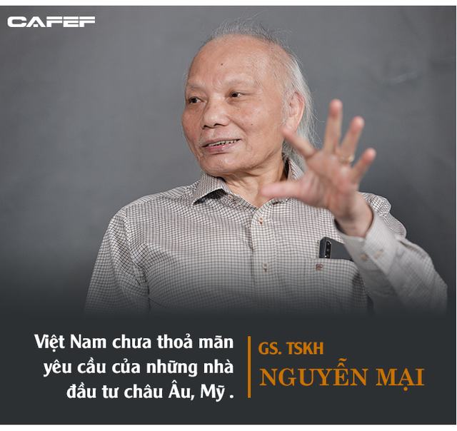 GS. Nguyễn Mại: Tương lai dòng FDI vào Việt Nam và nỗi lo của những doanh nghiệp như Samsung khi Vingroup, Viettel... lớn lên - Ảnh 5.