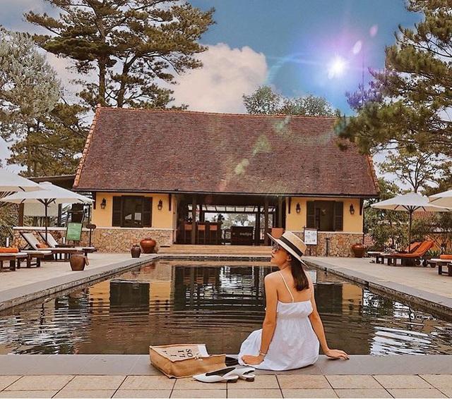 5 khách sạn 5 sao có view đẹp hút tầm mắt ở Đà Lạt: Muốn trốn nắng hè, bạn nhất định nên đến để tận hưởng không khí tuyệt vời của cao nguyên - Ảnh 9.