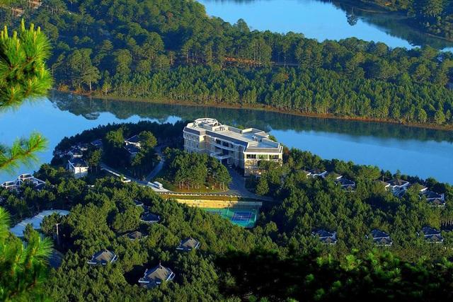 5 khách sạn 5 sao có view đẹp hút tầm mắt ở Đà Lạt: Muốn trốn nắng hè, bạn nhất định nên đến để tận hưởng không khí tuyệt vời của cao nguyên - Ảnh 11.