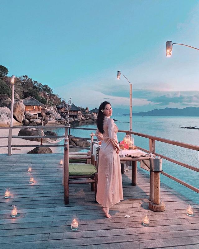 """Vịnh Ninh Vân - vùng biển được nhiều ngôi sao """"săn đón"""" nhất Việt Nam hè 2020: Thiên đường của sự bình yên tột cùng - Ảnh 6."""