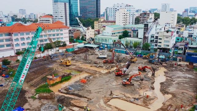 Quỹ đất khan hiếm, siết cấp phép nhà cao tầng khiến căn hộ hạng sang trung tâm Quận 1 có thể tiếp tục tăng giá - Ảnh 1.