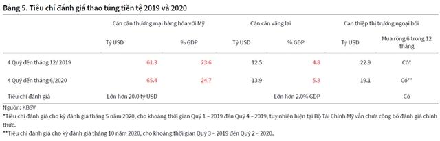Bắt mạch tỷ giá USD/VND cuối năm 2020 - Ảnh 2.